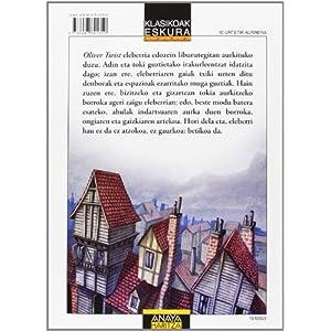 Oliver Twist (Clásicos - Clásicos A Medida (Euskadi))