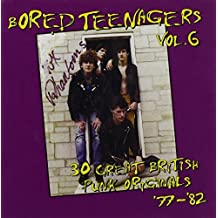 Bored Teenagers Vol 6 by Various (2012-08-03)