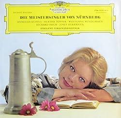 Wagner: Die Meistersinger von Nürnberg (Querschnitt) [Vinyl LP] [Schallplatte]