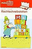 miniLÜK-Übungshefte / Deutsch: miniLÜK: Rechtschreibstation 2. Klasse