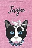 Tanja Katzen Notizbuch / Malbuch / Tagebuch / Journal / DIN A5 / Geschenk:...