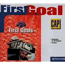 First Goals : Anglais, CAP Tertiaires et industriels (CD audio) by Patrick Aubriet (2003-08-13)