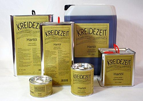 Kreidezeit Hartöl - pure solid -
