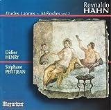 etudes latines - melodies vol.2