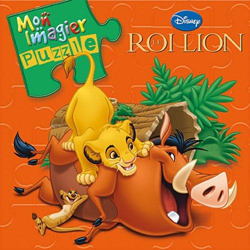 Le Roi Lion, MON IMAGIER PUZZLE par Disney