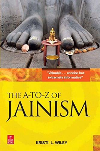 A to Z of Jainism por Kristi L. Wiley