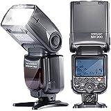 Neewer® mk900i-TTL Pantalla LCD Speedlite Master/Slave Flash para Nikon D3S D50D60D70D70S D80D80S D200D300D300S D700D3000D3100D3200D5000D5100D7000y todos otras cámaras réflex digitales de Nikon