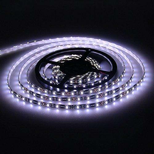 Tira LED, 3528SMD tira LED 300LEDs resistente al agua LED regletas de banda, blanco, DC