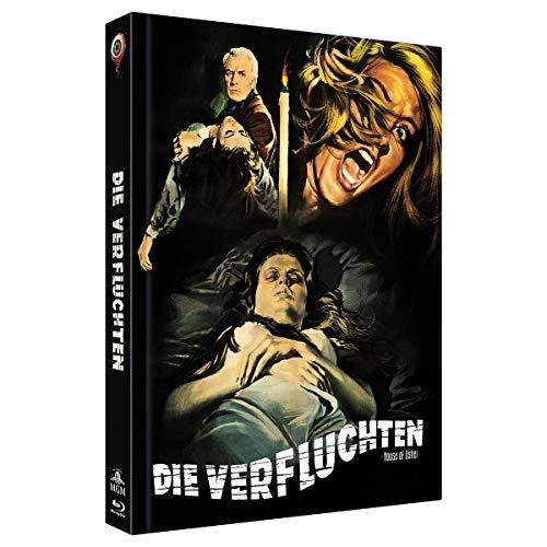 Die Verfluchten - Der Untergang des Hauses Usher (2-Disc Limited Extended Collector's Edition Nr. 25, Cover C, Limitiert auf 222 Stück) [Blu-ray]