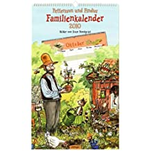 Pettersson & Findus Familienkalender 2010