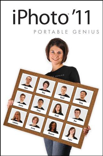 iPhoto 11 Portable Genius (English Edition)