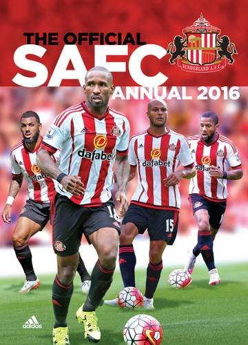 The Official Sunderland AFC Annual 2016