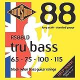 Rotosound CRS 88LD Jeu de Cordes True Basse Long Scale 65-75-100-115