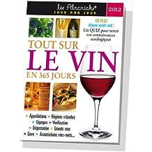 Tout ce qu'il faut savoir sur le vin 2012