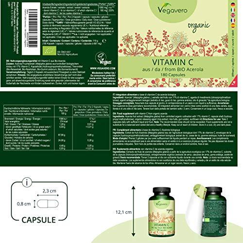 Zoom IMG-1 vitamina c 1000 mg bio