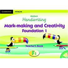 Penpals for Handwriting Foundation 1 Mark-making and Creativity Teacher's Book and Audio CD