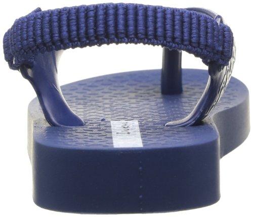 Ipanema Classic Brasil, Tongs mixte bébé Noir (22930/Blue/Dark Blue)