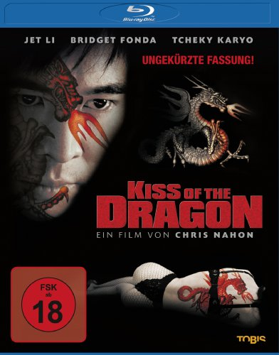 Kiss of the Dragon - Extended Cut [Blu-ray]