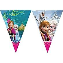 Speelgoed - Guirnalda para fiestas Disney Frozen Elsa y Anna (84630P)