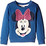 #4: Disney Baby Girls' T-Shirt (DISNEY _TC 4308_Navy _6 - 12 months)