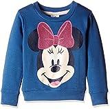 #7: Disney Baby Girls' T-Shirt (DISNEY _TC 4308_Navy _18 -24 months)