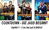 Countdown - Die Jagd beginnt - Staffel 1-3 (6 DVDs)