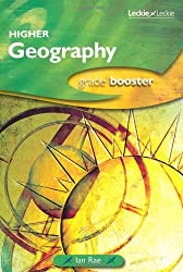 HIGHER GEOGRAPHY GRADE BOOSTER (Leckie)