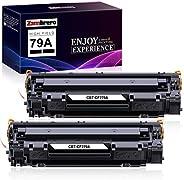 Zambrero CF279A 79A Cartucho Tóner Compatible para HP LaserJet Pro M12 M12a M12w, HP LaserJet Pro MFP-M26nw MF