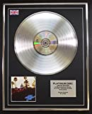 EAGLES/Limitierte Edition Platin Schallplatte/HOTEL CALIFORNIA