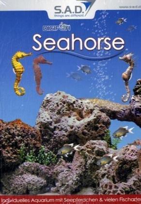 Digifish Seahorse, CD-ROMIndividuelles Aquarium mit Seepferdchen & vielen Fischarten