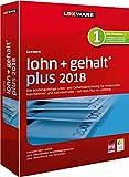 Lexware lohn+gehalt 2018 | plus-Version Minibox (Jahreslizenz) | Kompatibel mit Windows 7 oder aktueller | Einfache Lohn- und Gehaltsabrechnungs-Software für Freiberufler| Handwerker und Kleinbetriebe
