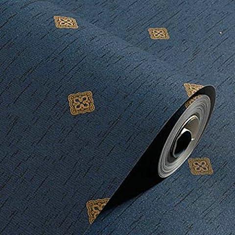 fond d'écran country américain/ non-woven papier peint/ papier peint ordinaire de couleur pure/Stripe papier peint Plaid/ Fond d'Angleterre-C