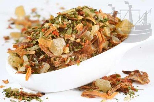 Dip Mischung Zwango, Zwiebel-Mango-Dip, fruchtig und würzig, 100g, zum Dippen, für Quark, Creme fraiche, Frischkäse, Joghurt