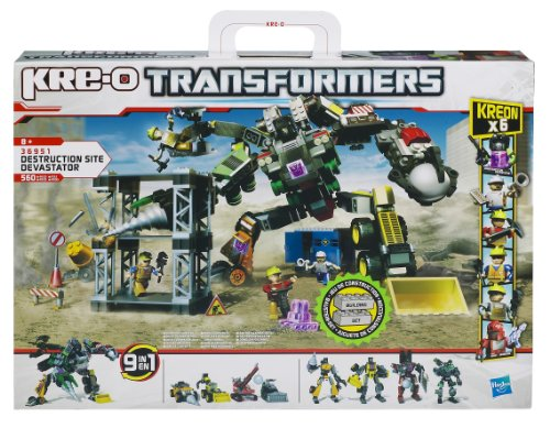 Transormers – Kre-O – Destruction Site Devastator 51JUtMCUsSL