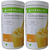 Herbalife Formula 1 Nutritional Mango Shake (1 Kg) - Pack of 2