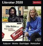 Literatur Kalender 2020: Autoren, Werke, Buchtipps, Hörbücher