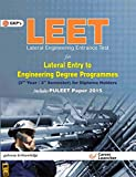 #9: LEET (Lateral Entry Entrance Test) (2nd Year/3rd semseter) for Diploma holders