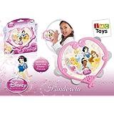 IMC Toys - Princesas Disney. Pandereta