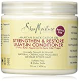 Best Jamaican Black Castor Oils - Shea Moisture Jamaican Black Castor Oil Reparative Leave-in Review