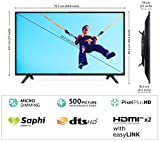 Philips 80 cm (32 inches) 5800 Series HD Ready LED Smart TV 32PHT5813S/94 (Black)