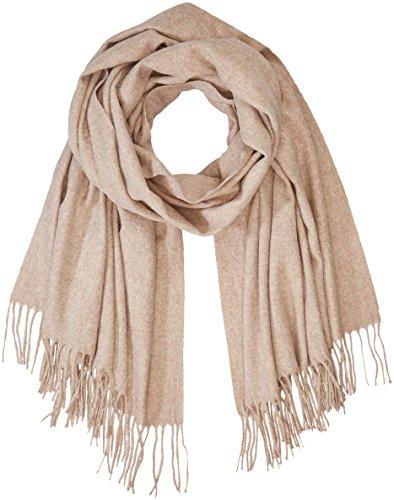 PIECES Damen Schal Pcjira Wool Scarf Noos, Braun (Ginger Snap), One Size