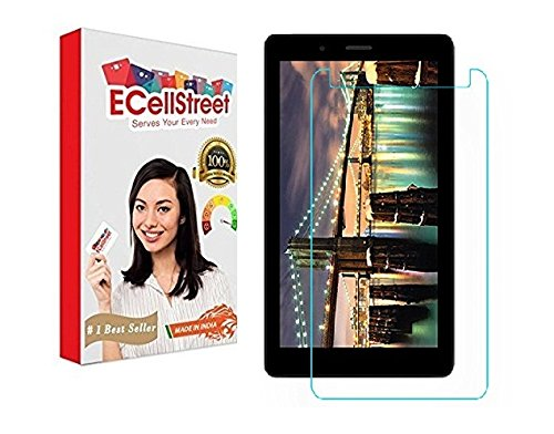 ECS Tempered Glass Toughened Glass Screen Protector For Milagrow M8 PRO  available at amazon for Rs.449