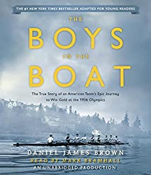 The Boys in the Boat (Young Readers Adaptation): The True Story of an American Team's Epic Journey to Win Gold at the 1936 Olympics by Daniel James Brown (2015-09-08)