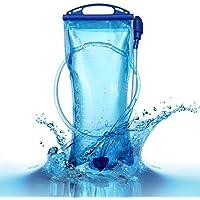 VENTCY Trinkblase 2L/3L Wasserbeutel Wasserblase für Rucksack Wanderrucksack Trinkrucksack Radfahren Wasserblase Trinksystem Zum Camping Wandern Radfahren Freiheit Outdoor