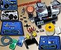 Airbrush Komplett-set Modell: As-3k1 _ 14 Teiliger Set_ Kompressor Set_ 4 Pistolen + Umfangreiches ZubehÖr_neu_top!!! von AWM bei TapetenShop