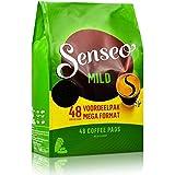 Senseo Kaffeepads Mild Roast, Feiner und Samtweicher Geschmack, Kaffee Pads für Kaffepadmaschinen, 48 Pads