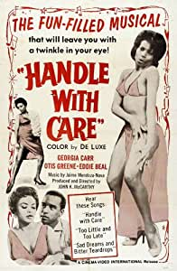 Handle With Care Affiche du film Poster Movie Fragile (11 x 17 In - 28cm x 44cm) Style A