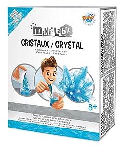 Buki France- Mini Lab Cristales, Color Azul (3006BLU)