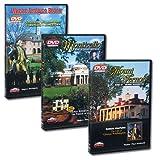 U.S. History Gift Set #1 - Where America Began: Jamestown, Yorktown & Colonial Williamsburg - Mount Vernon - Monticello