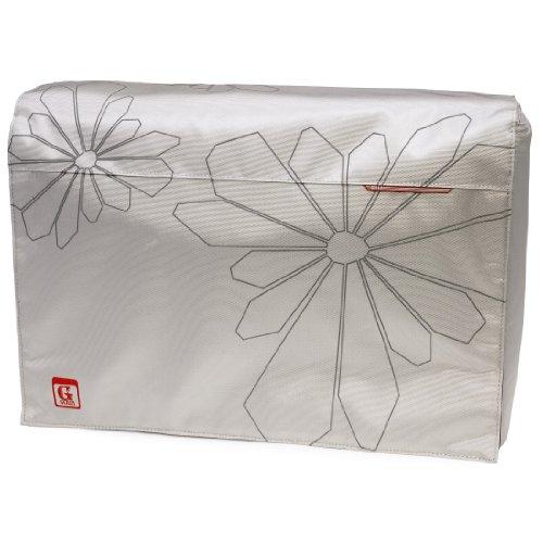 Golla G866 Pixie Easy Notebooktasche bis 41 cm (16 Zoll) - Grau Pixie